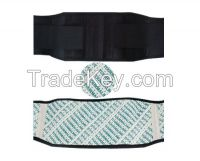 Wholesale tourmaline back support heating belt , magnecit waist support