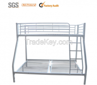 metal Double Bunk Beds, triple bunk bed