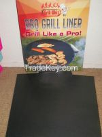non-stick BBQ /barbeque grill mats