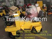 OK-5.5T Ride on Hydraulic Vibratory Road Roller