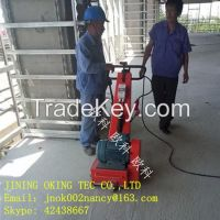 OK-250 Electric road scarifying and milling machine