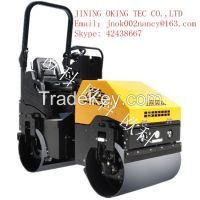 OK-850 Driving vibratory roller, Hydraulic drive system