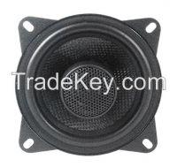 Kyue 4 inch 50W 2 way coaxial car speaker