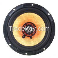Kyue 6 inch fibreglass RMS 80W coaxial car speaker
