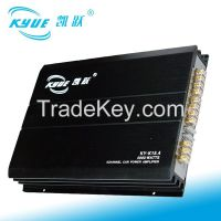 Kyue mosfet AB 4-channel 70W car amplifier