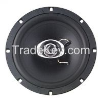 Taiwan PP cone 50W low price car coaxial speaker