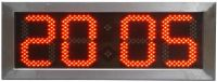 Led Time & Temp. Sign