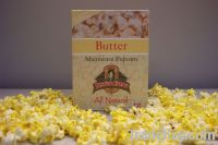 Microwave Butter Popcorn