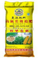Nitrogen & Potassium additional fertilizer, Compound fertilizer,Blended fertilizer, Urea