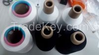 nylon yarn covered lycra & spandex yarn