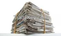 Old news paper,Kraft paper/ White Paper Cuttings, OCC/WASTE PAPER/OLD CARTON/ (DSOCC)/OINP/ONP/SCRAP PAPER