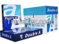 Double a a4 copy paper 80gsm 75gsm 70gsm  at discount  price
