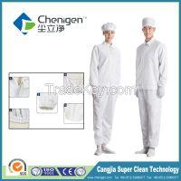 Dustfree anti-static garments, jackets & trousers