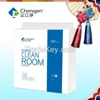 High quality cleanroom wipers for high-end cleanroom industries