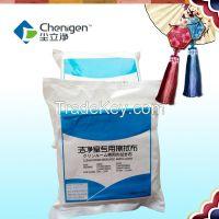 Lint free microfiber cloths forISO 5/6 cleanroom industries