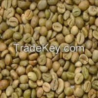 Dry coffee bean
