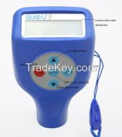 GTS810F all-in-one coating thickness gauge by GuoOu