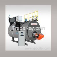 High Thermal Efficiency Horizonal Condensing Steam Boiler