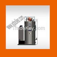 High Thermal Efficiency Vertical Steam Boiler