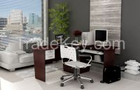 Modern and cheap office desk! Made in Brazil! Quality and Low Price!