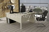 Modern Office Desk! Made in Brazil! Great Quality at low cost!