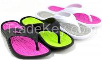 Made in China cheap  indoor outdoor EVA PVC man slipper flip flops