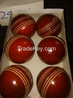 Leather  Cricket Balls Grade A