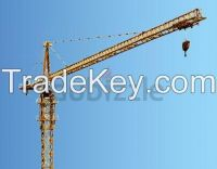 Tower Crane, Passenger Hoist and Spare Parts (used and New)