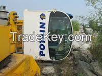 Used Potain Tower Crane MC205B (2007)