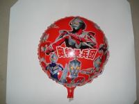All kinds of balloon