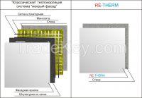 Liquid Ceramic Heat Insulation