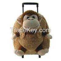 Plush Trolley Backpack Stuffed&Plush Toys Soft Toys/Sac De Chariot En Peluche/Peluches