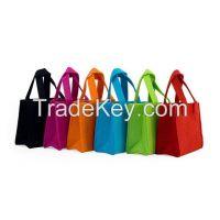 Felt Shopping Bags Promotion Bags/Panno in Feltro/Sacchetto/Sac De Courses/Felt Bolsa De La Compra/Filz-Einkaufstasche