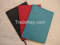 Felt Cover Jotter/Notebook/Notizbuch/Taccuino/Cuaderno