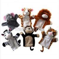 Plush Animal Hand Puppets Stuffed&Plush Toys Soft Toys/Peluche Marionnettes Main/Peluche Di Mano Puppets