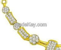 Diamond necklaces         Praise the Lord for His mercy endureth forever