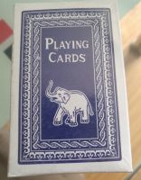 767 elephant playing cards
