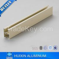 Nigeria market hottest sale Powder coating aluminum window/door extrusion profiles
