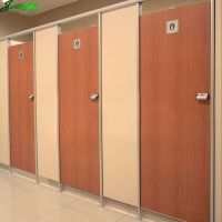 Toilet partition wood grain panels supplier in Guangzhou