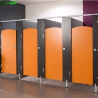 Toilet cubicle compact laminate panel manufacturer