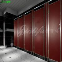 Toilet cubicle HPL phenolic sheets for hotel