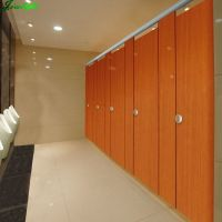 Toilet partition HPL phenolic board for sale