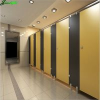 Toilet cubicle compact laminate panel for sale