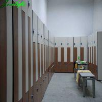 Locker waterproof HPL compact laminate panel for Gym