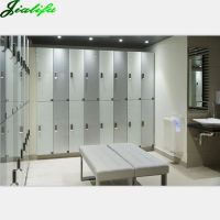 Locker waterproof HPL phenolic sheet for sauna room