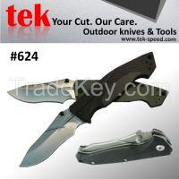 Tactical Military Survival Folding Knife