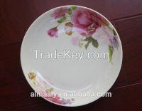 China Housewares New Design Ceramic Fruit Plate