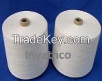 SELL RING SPUN POLYESTER YARN NE 20/1, 20/2, 30/1, 30/2...