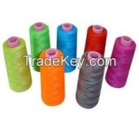 100% cotton carded yarn