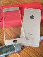 Glass color film iPhone6s plus original 0.26mm machine color steel color film